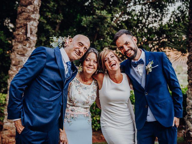 La boda de Patryk y Alba en Almería, Almería 47