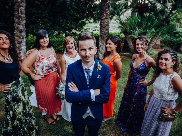 La boda de Patryk y Alba en Almería, Almería 49