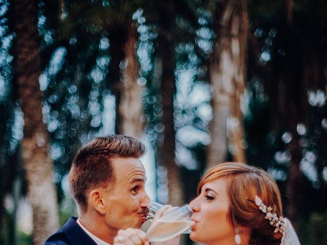 La boda de Patryk y Alba en Almería, Almería 51