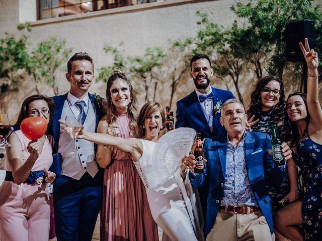 La boda de Patryk y Alba en Almería, Almería 52