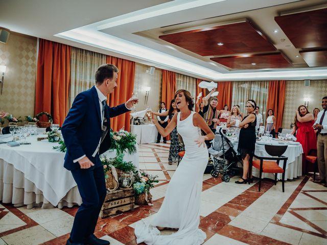 La boda de Patryk y Alba en Almería, Almería 59