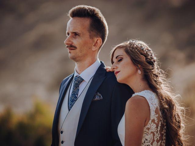 La boda de Patryk y Alba en Almería, Almería 89