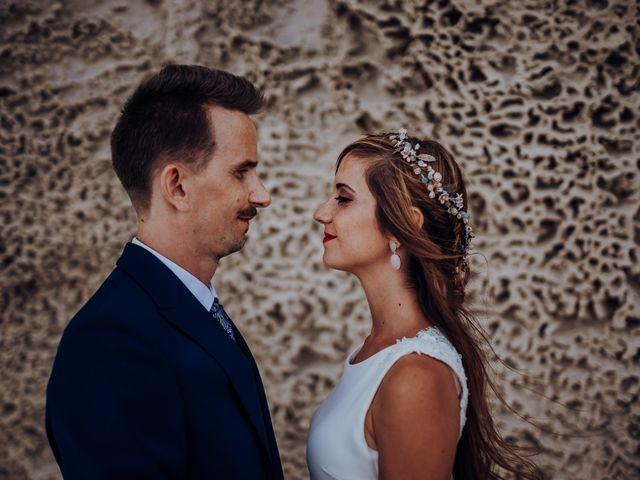 La boda de Patryk y Alba en Almería, Almería 94