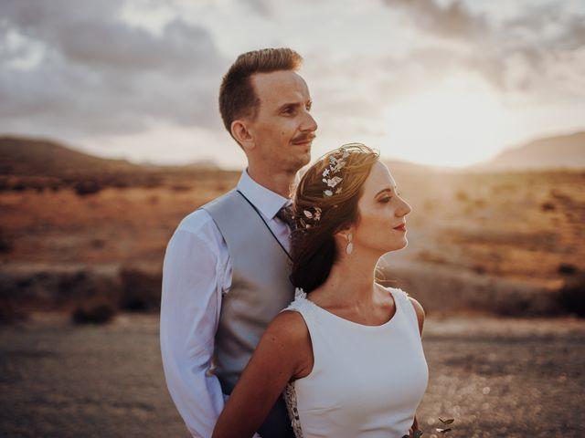 La boda de Patryk y Alba en Almería, Almería 100