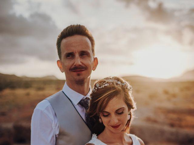 La boda de Patryk y Alba en Almería, Almería 101