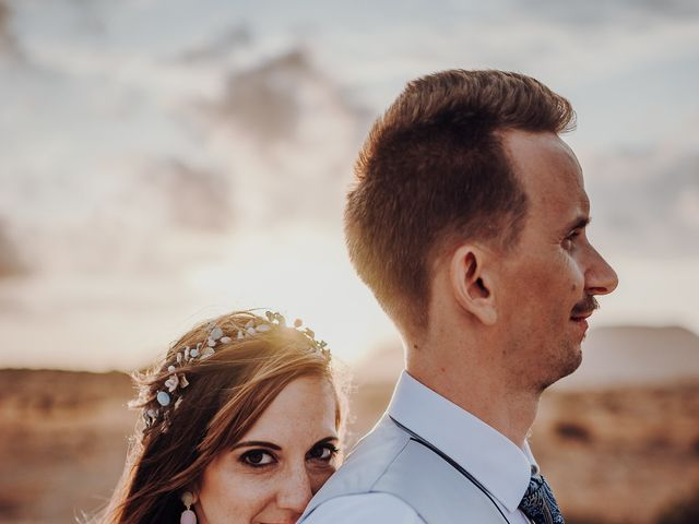 La boda de Patryk y Alba en Almería, Almería 103