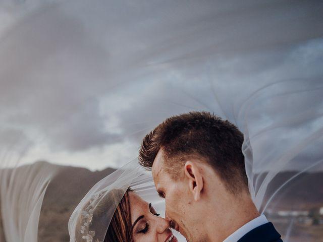 La boda de Patryk y Alba en Almería, Almería 104