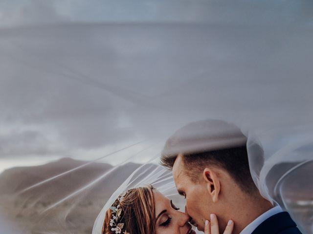 La boda de Patryk y Alba en Almería, Almería 105