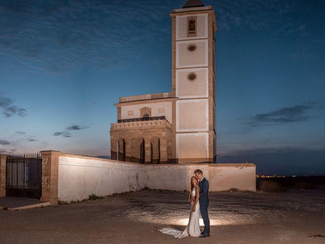 La boda de Patryk y Alba en Almería, Almería 107
