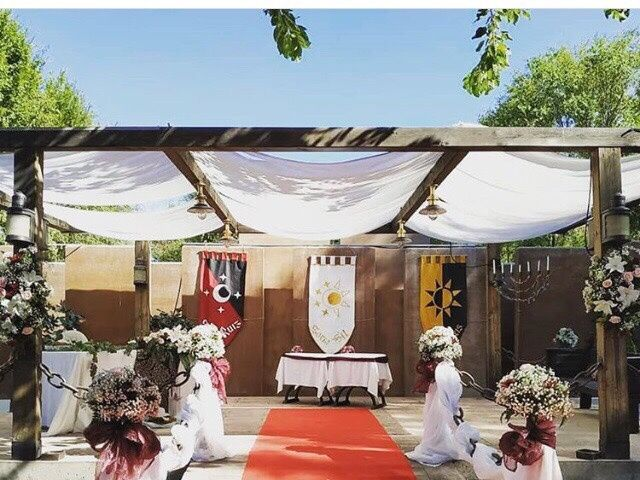 La boda de Pablo y Virginia en Talamanca Del Jarama, Madrid 10
