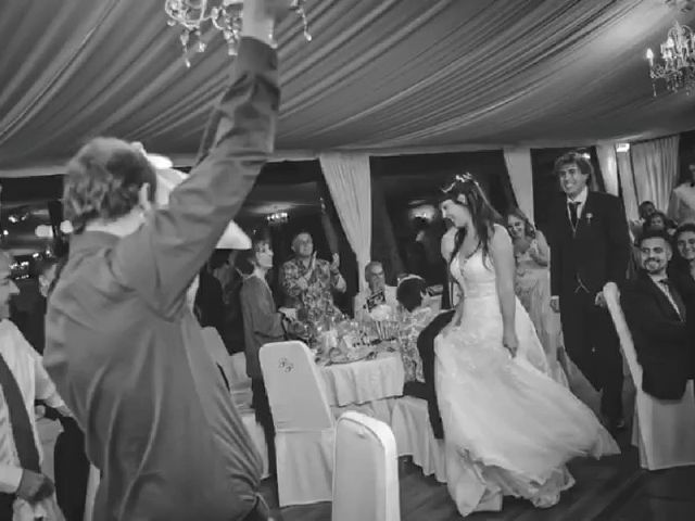 La boda de África y Alejandro  en Cuenca, Cuenca 6