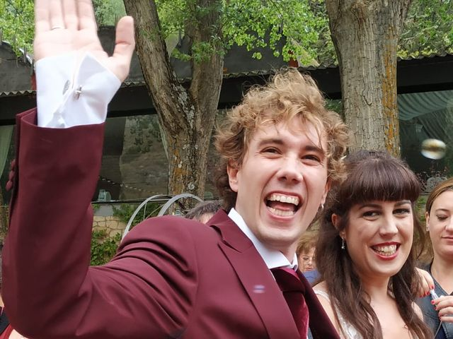 La boda de África y Alejandro  en Cuenca, Cuenca 8