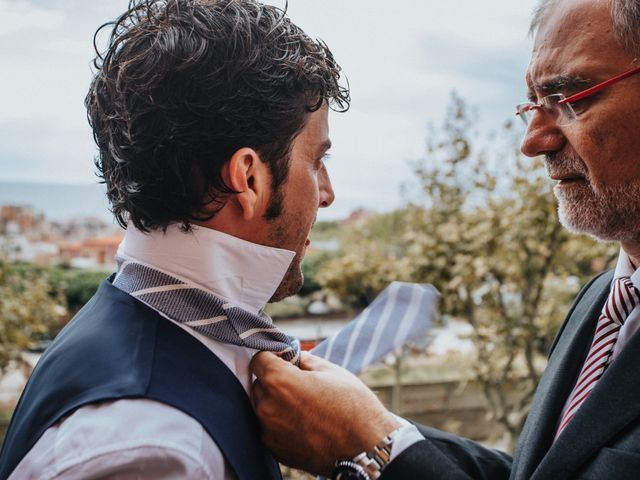 La boda de Adrià y Cristina en Vilanova Del Valles, Barcelona 10