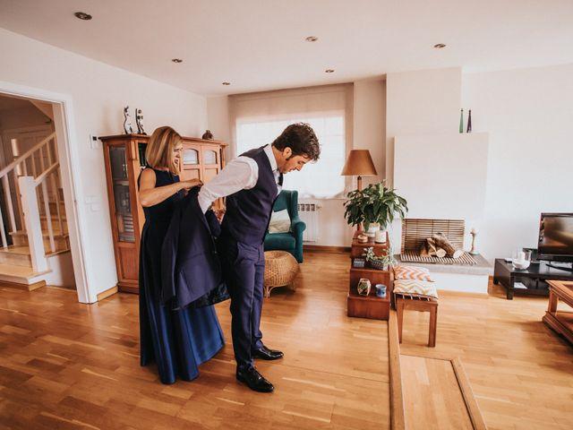 La boda de Adrià y Cristina en Vilanova Del Valles, Barcelona 12