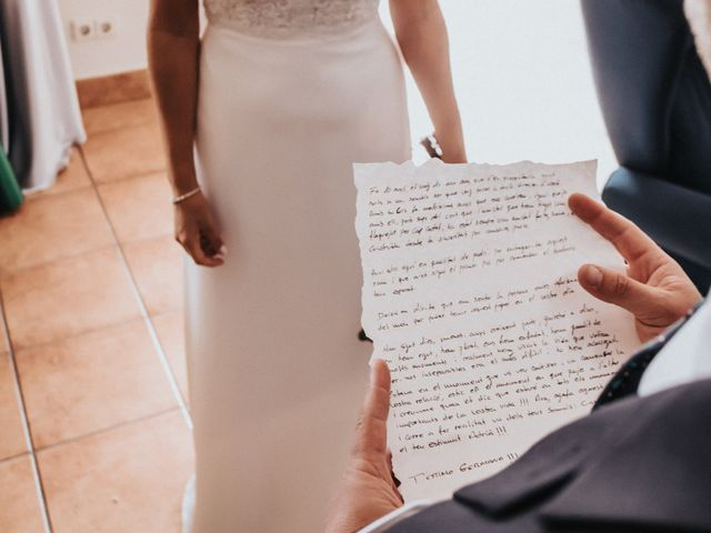 La boda de Adrià y Cristina en Vilanova Del Valles, Barcelona 23