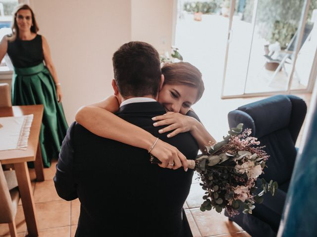 La boda de Adrià y Cristina en Vilanova Del Valles, Barcelona 25