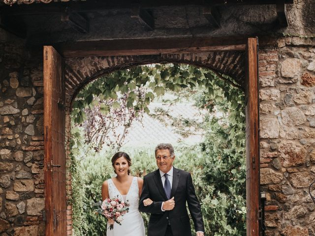 La boda de Adrià y Cristina en Vilanova Del Valles, Barcelona 35