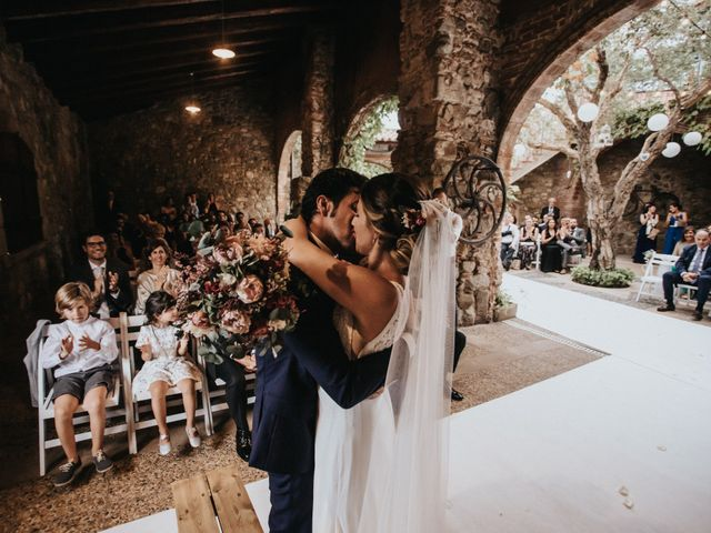 La boda de Adrià y Cristina en Vilanova Del Valles, Barcelona 40