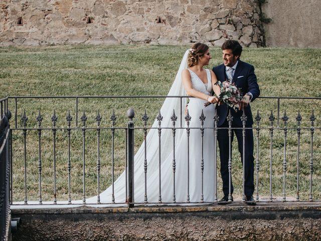 La boda de Adrià y Cristina en Vilanova Del Valles, Barcelona 43
