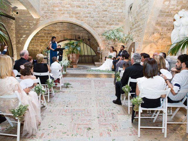 La boda de Roger y Lis en Torroella De Montgri, Girona 15