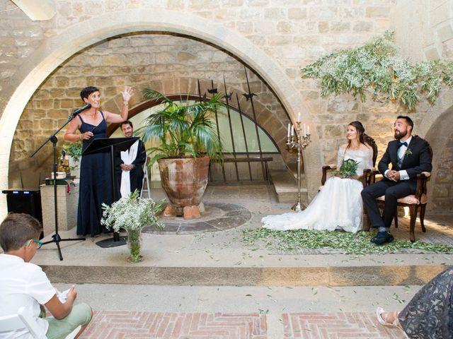 La boda de Roger y Lis en Torroella De Montgri, Girona 17