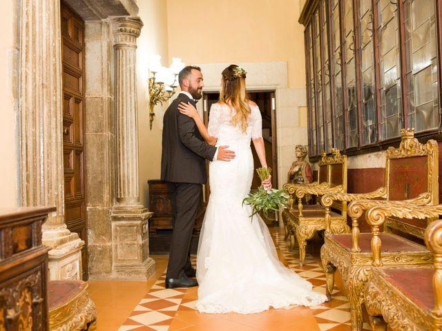 La boda de Roger y Lis en Torroella De Montgri, Girona 25