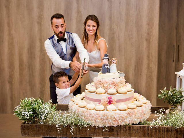 La boda de Roger y Lis en Torroella De Montgri, Girona 34