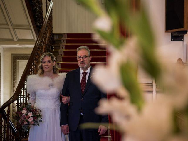 La boda de Rubén y Nagore en Santurtzi, Vizcaya 7