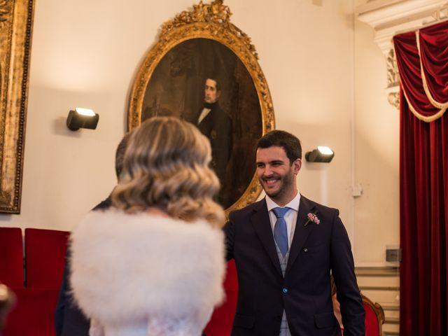 La boda de Rubén y Nagore en Santurtzi, Vizcaya 8