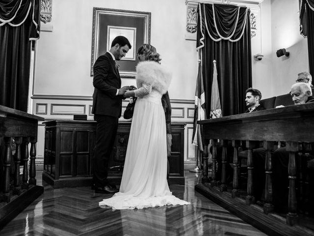 La boda de Rubén y Nagore en Santurtzi, Vizcaya 9