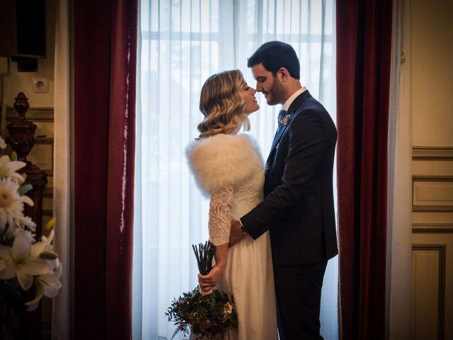 La boda de Rubén y Nagore en Santurtzi, Vizcaya 15