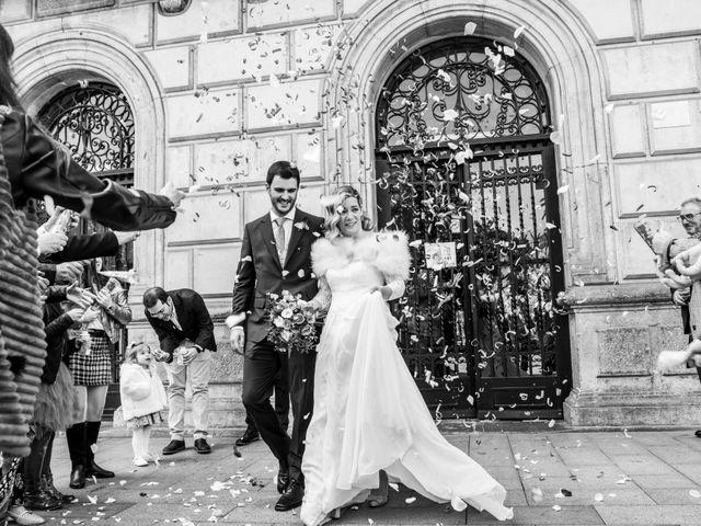 La boda de Rubén y Nagore en Santurtzi, Vizcaya 16