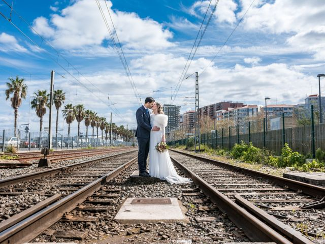 La boda de Rubén y Nagore en Santurtzi, Vizcaya 18