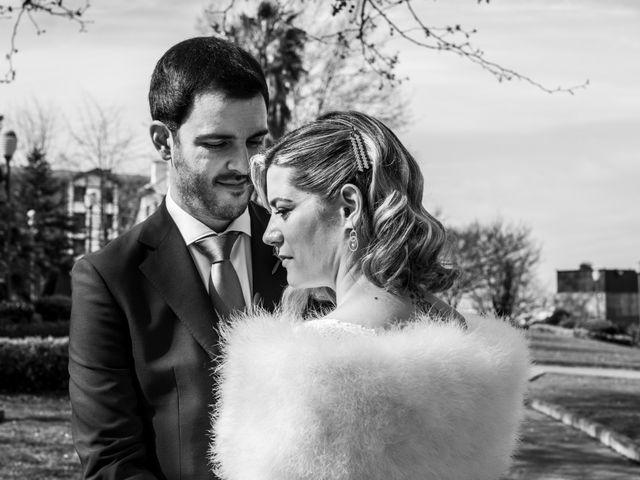 La boda de Rubén y Nagore en Santurtzi, Vizcaya 25