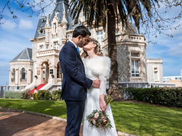 La boda de Rubén y Nagore en Santurtzi, Vizcaya 26