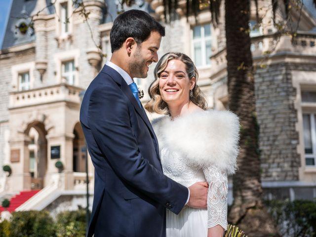 La boda de Rubén y Nagore en Santurtzi, Vizcaya 27