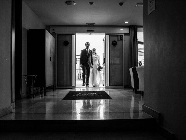 La boda de Rubén y Nagore en Santurtzi, Vizcaya 29