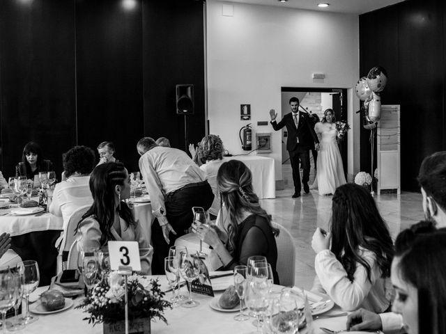 La boda de Rubén y Nagore en Santurtzi, Vizcaya 34