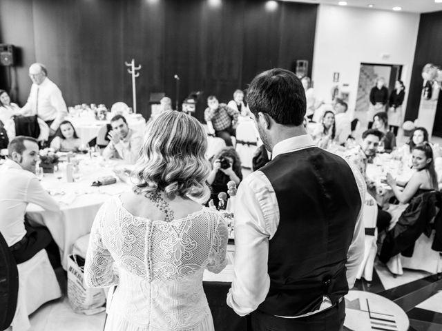 La boda de Rubén y Nagore en Santurtzi, Vizcaya 35