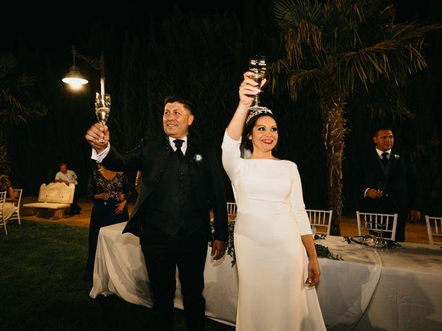 La boda de Inma y Pepe en Ecija, Sevilla 1