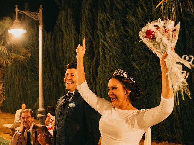 La boda de Inma y Pepe en Ecija, Sevilla 5