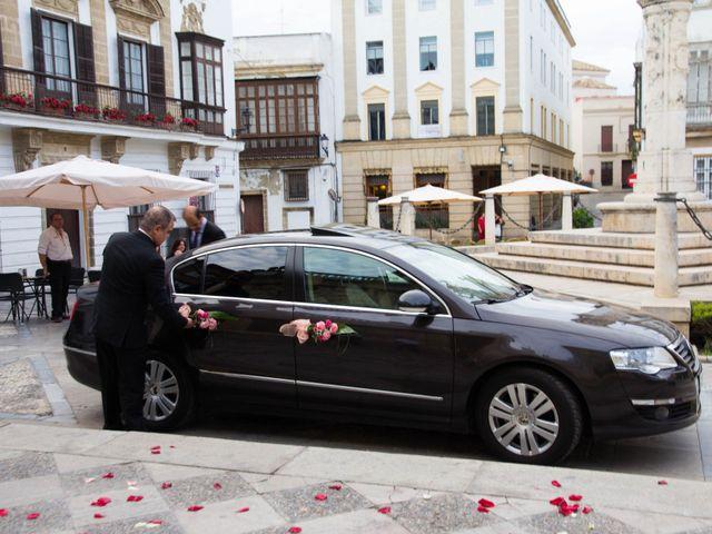 La boda de Jairo y Miriam en Jerez De La Frontera, Cádiz 51
