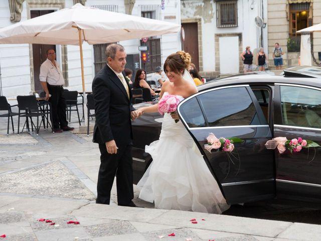 La boda de Jairo y Miriam en Jerez De La Frontera, Cádiz 52