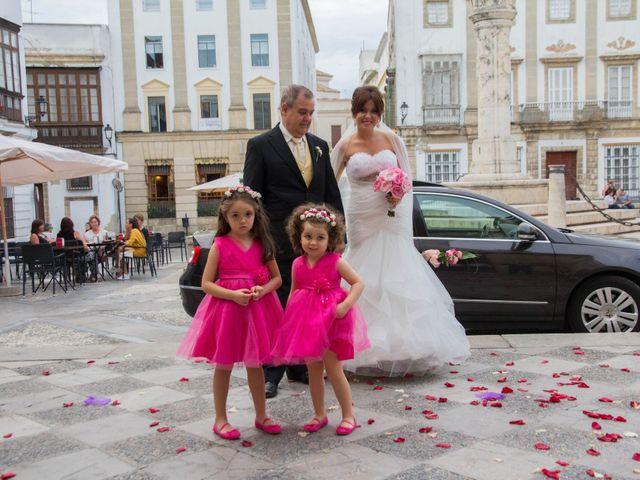 La boda de Jairo y Miriam en Jerez De La Frontera, Cádiz 53