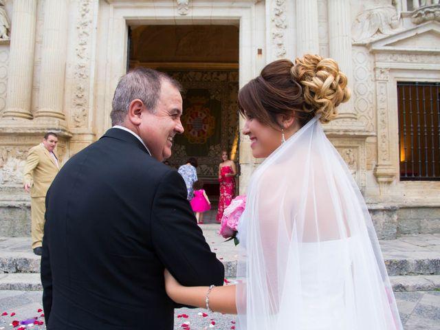La boda de Jairo y Miriam en Jerez De La Frontera, Cádiz 54