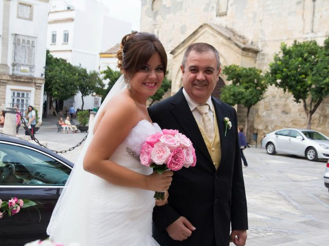 La boda de Jairo y Miriam en Jerez De La Frontera, Cádiz 55