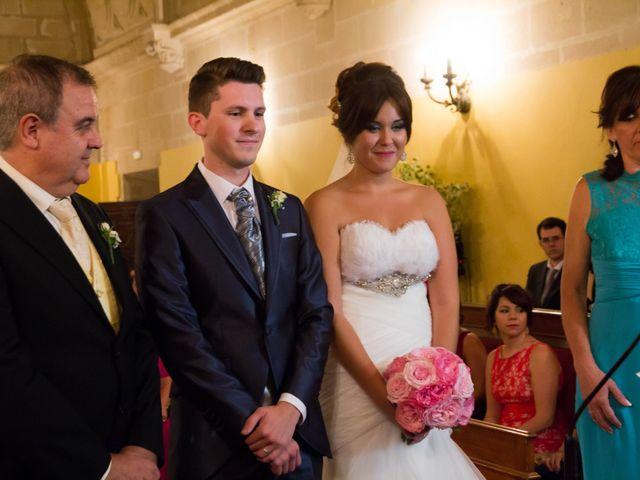 La boda de Jairo y Miriam en Jerez De La Frontera, Cádiz 58