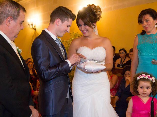 La boda de Jairo y Miriam en Jerez De La Frontera, Cádiz 60