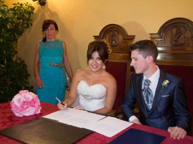 La boda de Jairo y Miriam en Jerez De La Frontera, Cádiz 63