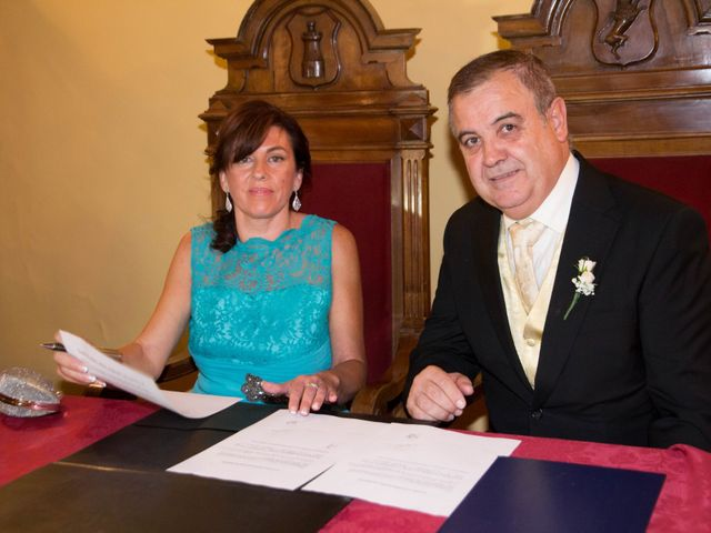 La boda de Jairo y Miriam en Jerez De La Frontera, Cádiz 66